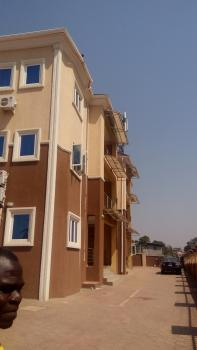 Single Room Self Contained Furnished with Ac, Life Camp, Kado, Abuja, Self Contained (single Rooms) for Rent