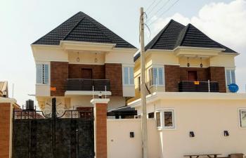 Magnificent 5 Bedroom Detached Duplex with Bq 400sqm in Gated Estate, Osapa, Lekki, Lagos, Detached Duplex for Sale