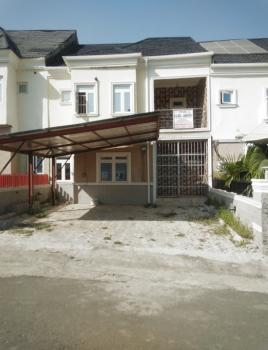 Nice, Clean, Simple and Solid Terrace Duplex, Just 3 Minutes Drive From Turkish Nizamiye Hospital, Karmo, Abuja, Terraced Duplex for Sale
