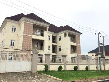 6 Units of 3 Bedroom Apartments with a Maids Room Each, Wuye, Abuja, Flat for Sale