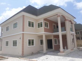 5 Bedroom Duplex, All Rooms En Suite, 2 Bedroom Bq, Security/gate Man House, Lokogoma District, Abuja, Detached Duplex for Sale