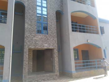 Two Bedroom Flat, By Stella Maris, Life Camp, Gwarinpa, Abuja, Mini Flat for Rent