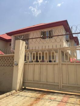 4 Bedroom Duplex with Bq in an Estate, Life Camp After Godab, Kafe, Abuja, Semi-detached Duplex for Sale