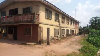 Building Plus Land Plus Filling Station with Pumps and Underground Tanks All on The Same Land, Along Idiroko Border Express Road, Ajegunle, Ipokia, Ogun, Plaza / Complex / Mall for Sale