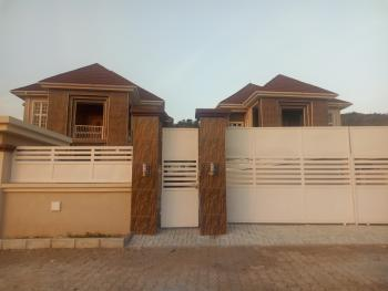Brand New Luxury Finished and Well Located 2 Units of Fully 5 Bedroom Detached Duplex, 2 Units Bq & 2 Swimming Pools, Katampe Extension, Katampe, Abuja, Detached Duplex for Sale