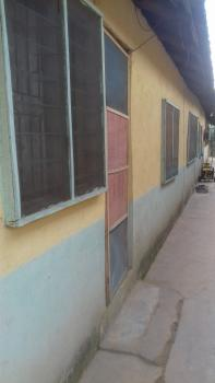2 Bedroom Bungalow with 5 Units of Self Contained, Aina Ajobo, Ogba, Ikeja, Lagos, Detached Bungalow for Sale