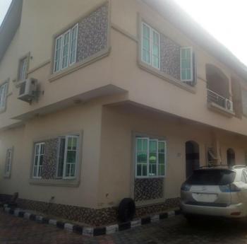 Tastefully Finished 3 Bedroom Terrace Duplex with a Room Bq, Agungi, Lekki, Lagos, Terraced Duplex for Rent