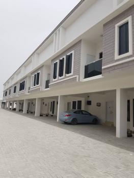 Luxury 4 Bedroom Terrace Duplex, Victoria Crest Estate, Lafiaji, Lekki, Lagos, Terraced Duplex for Rent