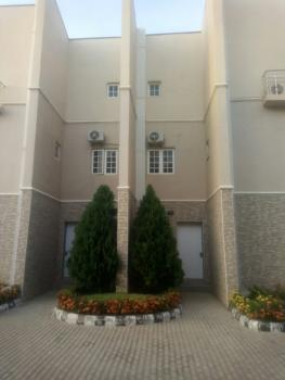 a Luxury 10 Units of 5 Bedrooms Terrace Duplexes with a Room Bq Each and Swimming Pool, Diplomatic Zone, Katampe Extension, Katampe, Abuja, Terraced Duplex for Rent
