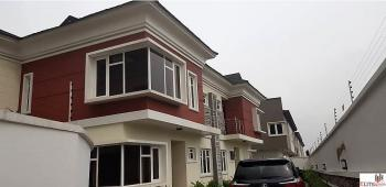 New | Luxury 4 Bedroom Semi Detached Duplex | Fully Serviced, Osbourne 2, Osborne, Ikoyi, Lagos, Semi-detached Duplex for Rent