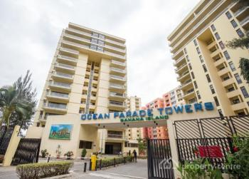 Luxury 24 Units of 4 Bedroom Waterfront Apartment with 2 Sitting Room and 1 Room Bq, Ocean Parade Towers, Banana Island, Ikoyi, Lagos, Block of Flats for Sale