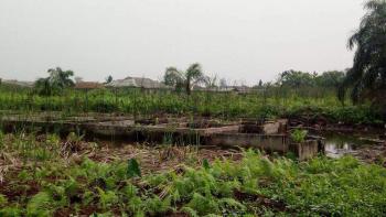 a Plot with Foundation at Magodo-isheri, Isheri-magodo, Isheri, Lagos, Residential Land for Sale