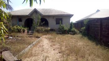 Lovely 4 Bedroom Bungalow in a Nice Neighbourhood, Along Obantoko Road, Odo Eran, Abeokuta South, Ogun, Detached Bungalow for Sale