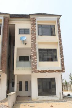 New 4 Bedroom Terraced Duplex + Bq, Osapa, Lekki, Lagos, Terraced Duplex for Rent