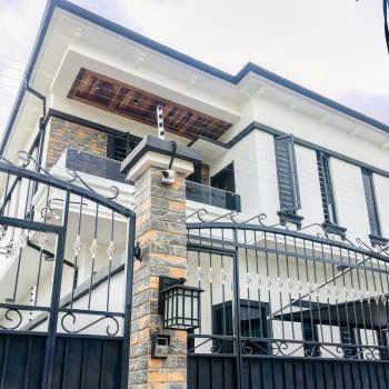 Brilliant 4 Bedroom Fully Detached Duplex, Osapa, Lekki, Lagos, Detached Duplex for Sale