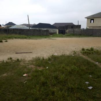 Dry Land, United Road, Sangotedo, Ajah, Lagos, Residential Land for Sale