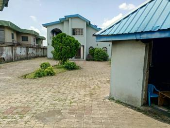 1062sqm Land with a Story Building/detached House Comprising 6 Bedrooms and S. Pool, Off Airport Road, Ajao Estate, Isolo, Lagos, Detached Duplex for Sale