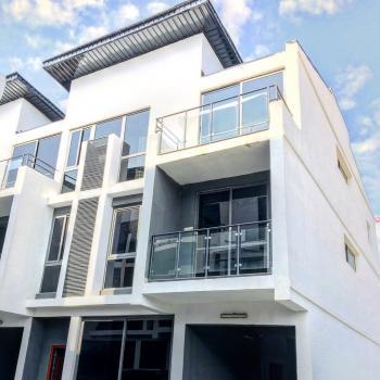 Luxury Serviced 5 Bedroom Townhouse, Lekki Phase 1, Lekki, Lagos, Terraced Duplex for Sale