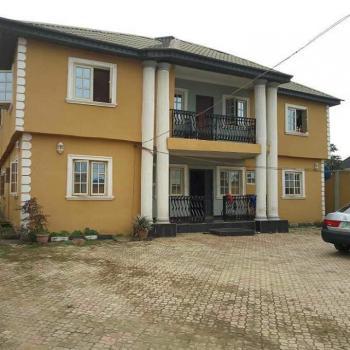 Standard 7 Bedroom Duplex on a Plot, Estate Command, Ipaja, Lagos, Detached Duplex for Sale