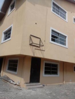 3 Bedroom Maisonette Duplex with All Rooms En Suite, Guest Toilet, Maryland, Lagos, Semi-detached Duplex for Rent