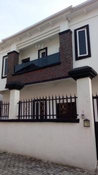 Newly Built 5 Bedroom Duplex with 1 Room Bq All Rooms, Osapa, Lekki, Lagos, Detached Duplex for Rent