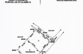 Corner Piece Plot Measuring 1,338sqms on Queens Drive, Old Ikoyi, Queens Drive Road, Old Ikoyi, Ikoyi, Lagos, Residential Land for Sale