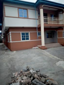 Newly Built 3 Bedroom Flat Behind Lekki Scheme 2, Saheed Olukosi Road, Okun Ajah, Lekki, Lagos, Flat for Rent