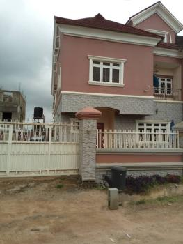 a Nicely Finished Town House in a Fast Developing and Well Inhabited Estate, Comfort Royale Estate, Apo Dutse, Apo, Abuja, Terraced Duplex for Sale