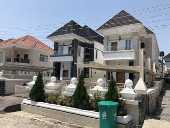 Twin Luxury 5 Bedroom Duplex with Awesome Finishes, Lekky County Homes, Megamound Estate, Ikota Villa Estate, Lekki, Lagos, Detached Duplex for Sale
