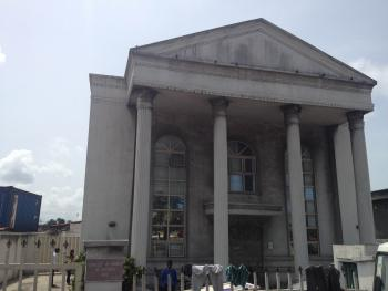 Fully Detached Commercial Bank Facility, Ibafon, Apapa, Lagos, Office Space for Sale