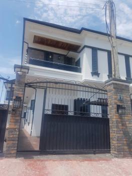 Luxury 4 Bedroom Semi Detached Duplex with Bq, Osapa, Lekki, Lagos, Detached Duplex for Sale