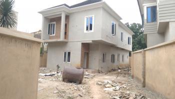 4 Bedroom Detached House with a Room Servant Quarter, Shonibare Estate, Onigbonbo, Ikeja, Lagos, Detached Duplex for Sale
