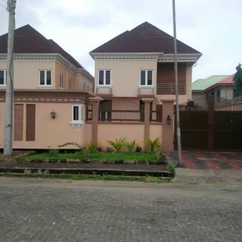 Well Finished Detached 5 Bedroom House with 2 Room Bq, Lekki Phase 1, Lekki, Lagos, Detached Duplex for Sale