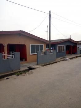 Standard 2 Plot Together with 2 Building, Adealu Dopemu, Dopemu, Agege, Lagos, Detached Bungalow for Sale