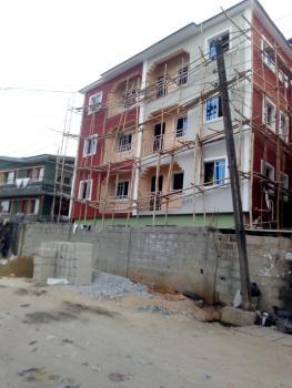Newly Built Mini Flat, Upstairs, Lawanson, Surulere, Lagos, Mini Flat for Rent