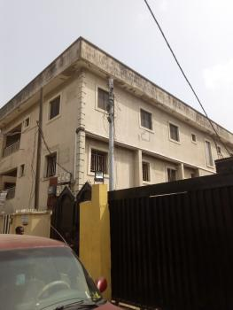 Vacant Block of 6 Flats 3 Bedroom and 2 Bedroom Vacant, Ogunlana, Surulere, Lagos, Block of Flats for Sale