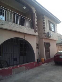 Decent Two Bedroom Flat, Palmgrove, Shomolu, Lagos, Flat for Rent