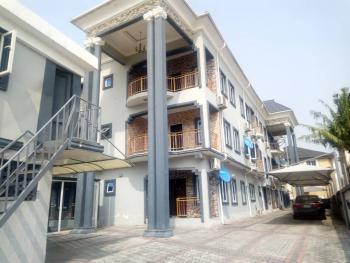Serviced 3 Bedroom Flat, Osapa, Lekki, Lagos, Flat for Rent