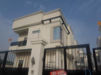 Luxury Brand New 5 Bedroom Detached Duplex with Bq, Osapa, Lekki, Lagos, Detached Duplex for Sale