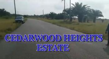 Cedarwood Height, Lekki Free Trade Zone, Lekki, Lagos, Residential Land for Sale