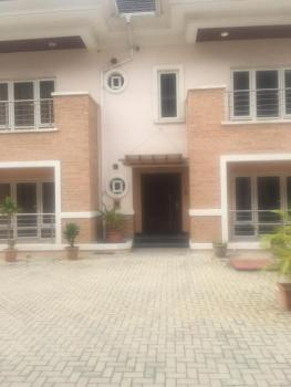 4 Bedroom Duplex with Bq, Off Bourdillon, Ikoyi, Lagos, Detached Duplex for Rent