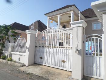 Well Finish Duplex in an Estate, Life Camp, Gwarinpa, Abuja, Detached Duplex for Sale