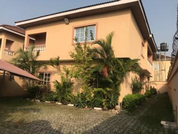 Elegant 4 Bedroom Detached House with 2 Room Bq, Lekki Phase 1, Lekki, Lagos, Detached Duplex for Rent