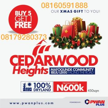 Cedarwood Height, Mafogunde, Ibeju Lekki, Lagos, Residential Land for Sale