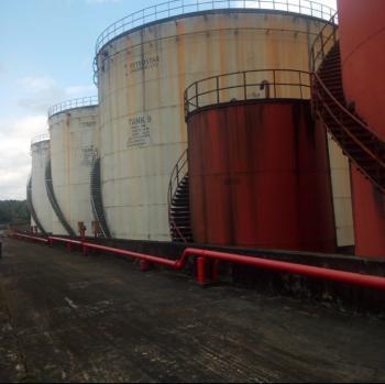 Petrostar Tank Farm, Iwofe, Behind The Naval Base, Rumueme, Port Harcourt, Rivers, Tank Farm for Sale