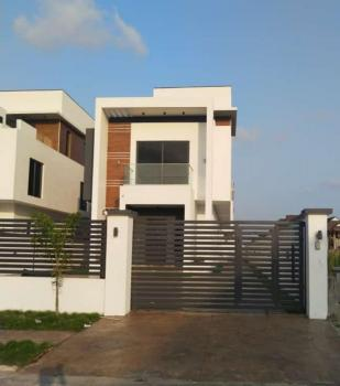 Brand New and Tastefully Finished 5 Bedroom Detached Duplex with a Room Bq, Pinnock Beach Estate, Osapa, Lekki, Lagos, Semi-detached Duplex for Sale