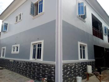 a Newly Built Executive 4 Numbers of 3 Bedroom Flat En Suite with Visitors Toilets, Designed and Fitted P.o.p Ceilings, Alapere, Ketu, Lagos, Flat for Rent