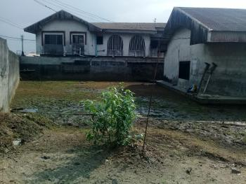Well Located Land Fenced with Gate Measuring 1260 Square Metres, By Stadium Road, Port Harcourt, Rivers, Mixed-use Land for Sale