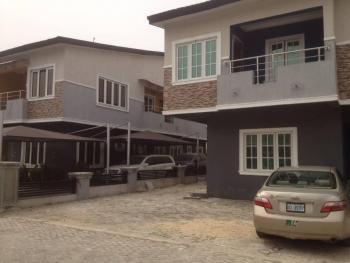 4 Bedroom Semi Detached (shell Only), Lekki Gardens, Chevron Drive, Lekki, Lagos, Semi-detached Duplex for Sale