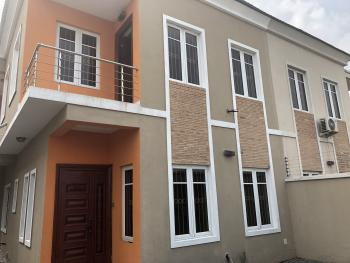 Beautiful 4 Bedroom Semi Detached Duplex with Bq, Ikate Elegushi, Lekki, Lagos, Semi-detached Duplex for Rent
